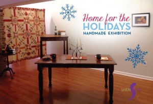 Shenandoah Arts Counsil Home for the Holidays 12-2015