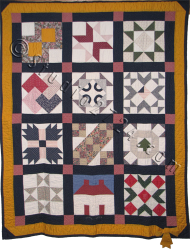 06 - Preoccupation - A Friendship Quilt with Nancee Groh-WM