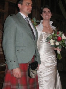Chloe Smith married in England Fall 2013