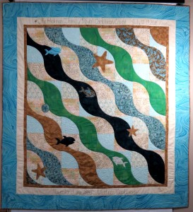 Hickman Family Cruise Quilt
