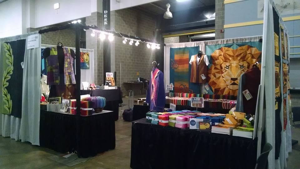 Madison WI 9-9-17 Sew Expo