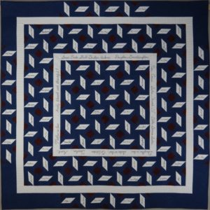 Women of my Life quilt - Sue Hickman - 3-6-2018 a