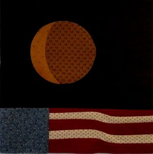 July Block - Moon over America
